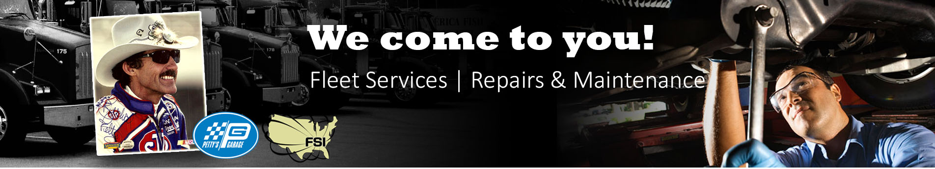 On-site Fleet Maintenance & Repairs
